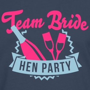 Team Bride - Hen Party T-Shirts - Men's Premium Longsleeve Shirt
