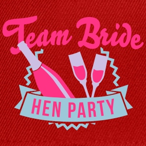 Team Bride - Hen Party T-shirts - Snapbackkeps