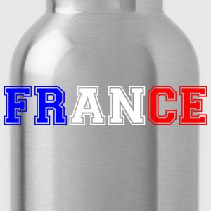 France tricolore Heavy Tee shirts - Gourde