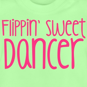 flippin sweet dancer funky retro cute! Shirts - Baby T-Shirt