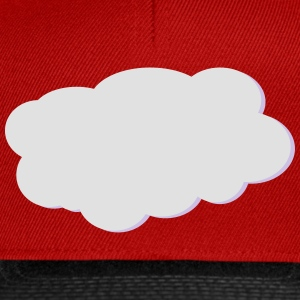 Nuage Tee shirts - Casquette snapback