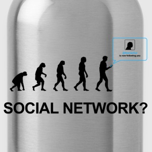 Darwin Evolution of social network - Cantimplora