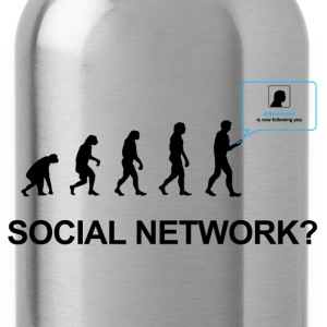 Darwin Evolution of social network - Borraccia