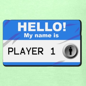 My name is player 1 - Vrouwen tank top van Bella