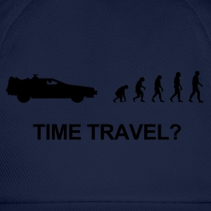 Darwin evolution of time travel Back to the future - Basebollkeps