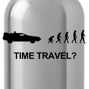 Darwin evolution of time travel Back to the future - Cantimplora