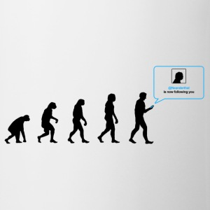 Darwin social network evolution - Tazza