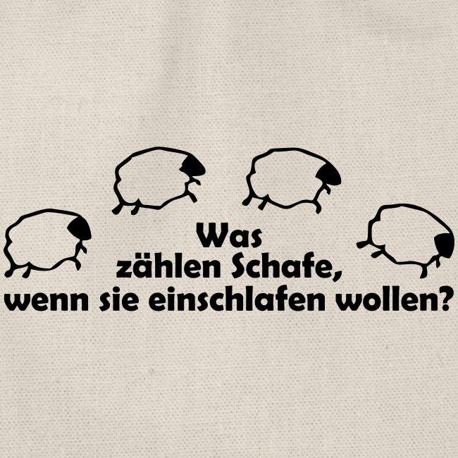 Schafe zählen   Männer Shirt