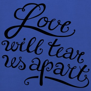 Love will tear us apart - Kinder Premium Hoodie