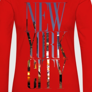 New York City T-Shirts - Women's Premium Longsleeve Shirt