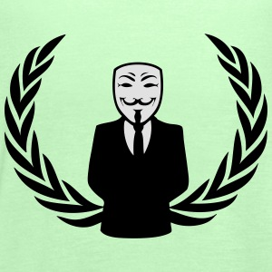 anonymous_logo T-shirts - Dame tanktop fra Bella
