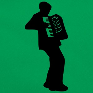 accordeon T-shirts - Retro taske