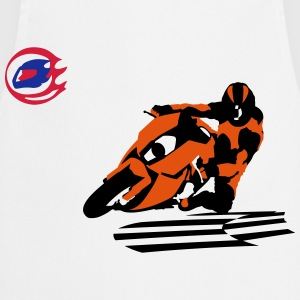 Motorcycle T-shirts - Keukenschort