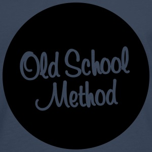 Old School Method Tee shirts - T-shirt manches longues Premium Homme