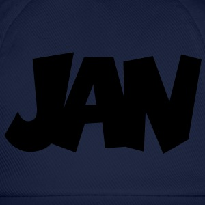 Jan T-shirts - Basebollkeps