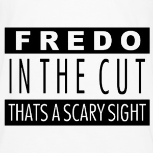 Fredo in the cut that's a scary sight T-Shirts - Men's Premium Longsleeve Shirt