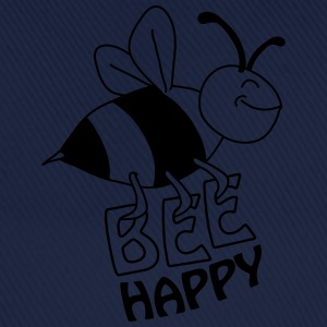 Bee Happy Tee shirts - Casquette classique