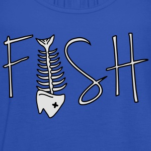 Fish T-Shirts - Women's Tank Top by Bella