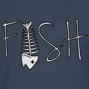 Fish T-Shirts - Men's Premium Longsleeve Shirt