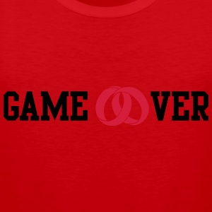 game over T-Shirts - Männer Premium Tank Top