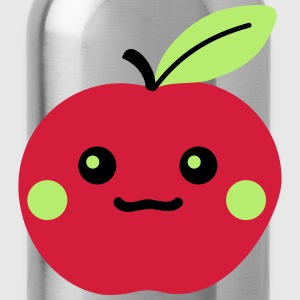 Cute Apple T-Shirts - Water Bottle