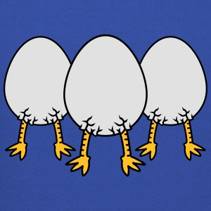 Chick In Egg Crew T-shirts - Premium-Luvtröja barn