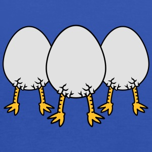Chick In Egg Crew T-shirts - Dame tanktop fra Bella