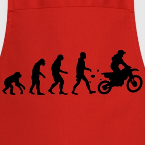 evolution motocross T-Shirts - Cooking Apron