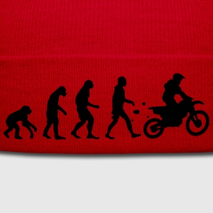 evolution motocross T-Shirts - Winter Hat