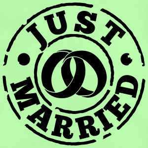 just_married Tee shirts - T-shirt Bébé
