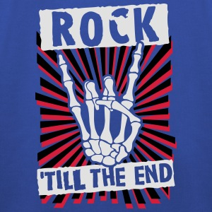 rock 'till the end Shirts - Kids' Premium Hoodie