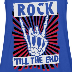 rock 'till the end Shirts - Vrouwen tank top van Bella