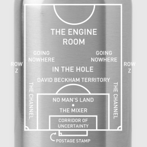 Football Pitch.png T-Shirts - Water Bottle