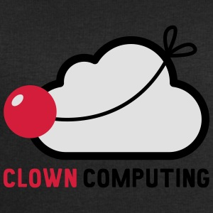 Clown Computing - Men's Sweatshirt by Stanley & Stella