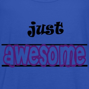 Just awesome Shirts - Women's Tank Top by Bella