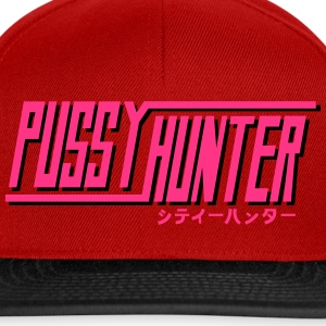 Pussy Hunter - Casquette snapback