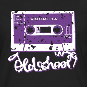 oldschool tape T-Shirts - Men's Premium Longsleeve Shirt