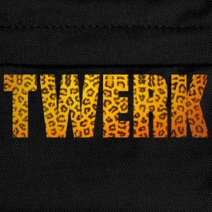 TWERK Leopard T-Shirts - Kids' Backpack