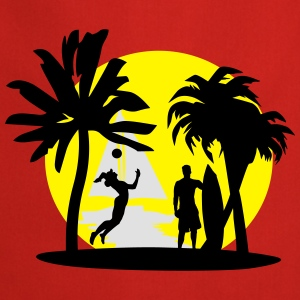 Beach Design,  T-Shirts - Förkläde