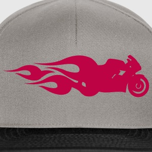 Bottlegreen Hot Bike T-Shirts - Snapback cap