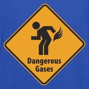 Sky Dangerous Gases T-Shirt - Frauen Tank Top von Bella