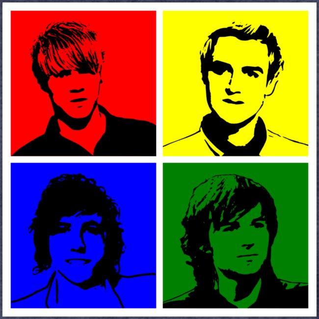 McFly Pop Art (T-Shirt)