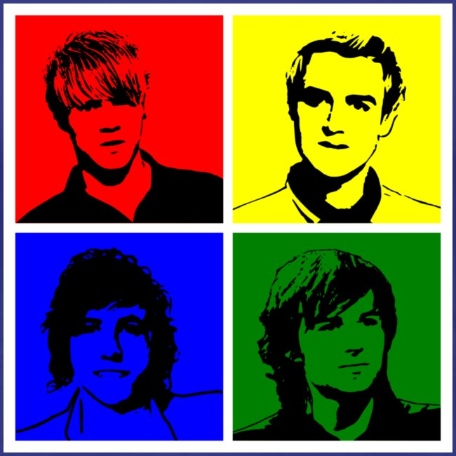 McFly Pop Art (T-Shirt)