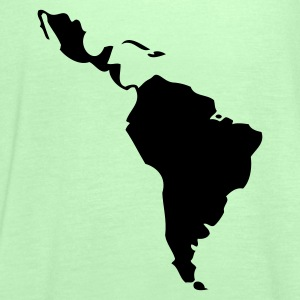 Kelly green Latin America - South America Ladies' - Women's Tank Top by Bella