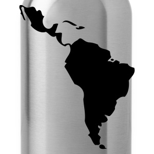Grass green Latin America - South America T-Shirts - Water Bottle