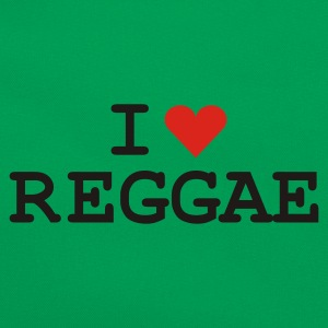 Kelly green love_reggae Girlie - Retroväska