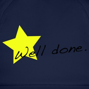 Sky Well done star T-Shirts - Baseball Cap