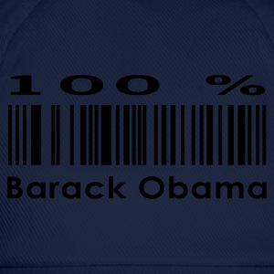 Royal blue Barack Obama T-Shirts - Baseball Cap