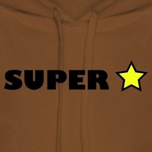 Yellow super star T-Shirts - Women's Premium Hoodie