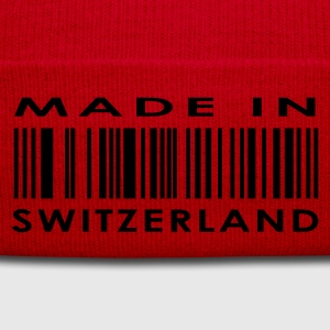 Red Made in Switzerland Ladies' - Winter Hat